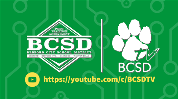 Check out BCSD YouTube Channel!