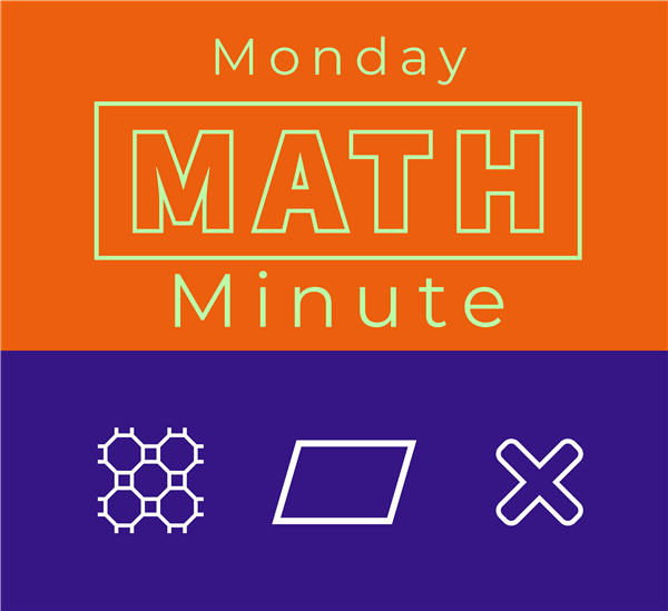 Monday Math Minute #2