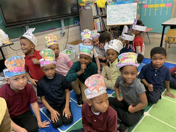 Central Celebrates the 100th Day