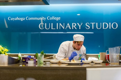 Cuyahoga Community College Culinary Studio