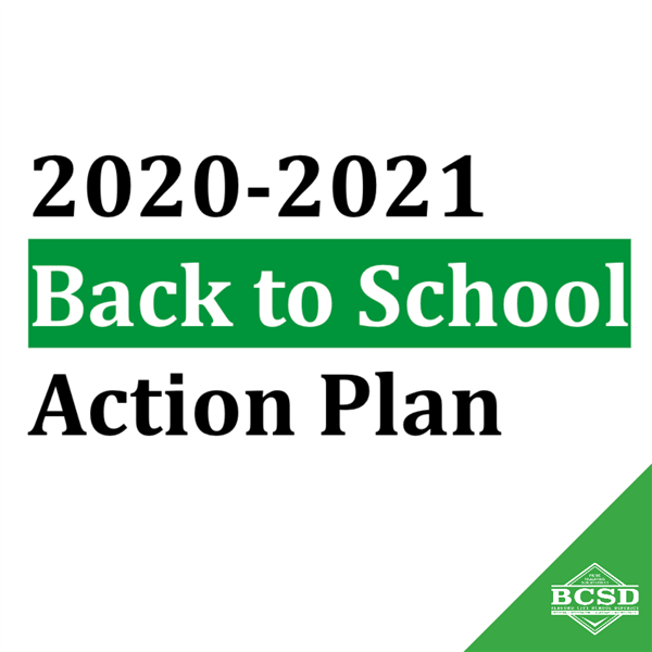Back to School Action Plan