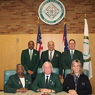 Bedford City Schools Board of Education Members