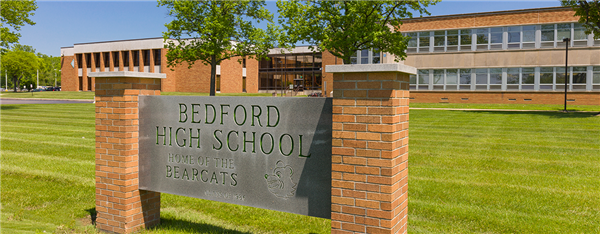 Bedford High School Home of the Bearcats