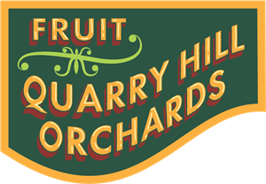 Quarry Hill logo, provides fresh produce to our students. Nutrition services partner